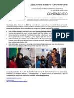 Caravana de Madres de emigrantes Centroamericanos en México