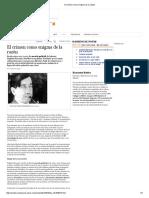 Kracauer La novela policial, un tratado filosofico