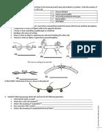 Aircraft English Worksheet