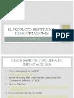 Ing Conceptual, Visualizacion Del Mercado