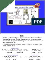 MS2 Sets and Venn Diagrams