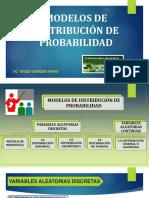 Upci Modelos de Distribución de Probabilidad