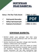 216107428 Ppt Barbital Jadi