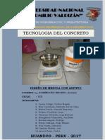 Informe Tecnologia Con Aditivos
