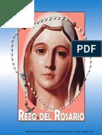 Pray the Rosary Spanish