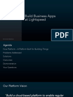 Limitless It Build Business Apps at Lightspeed