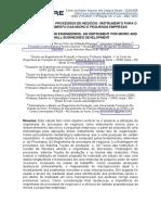 Abb4a Engenharia de Processos de Negocio Instrumento Para o Desenvolvimento Das