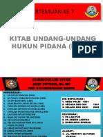 HK PIDANA 7