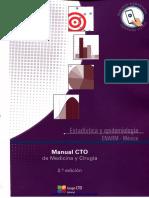 CTO México 2a edición - Epidemiologia