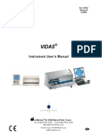 Biomerieux Vidas - User Manual (1)