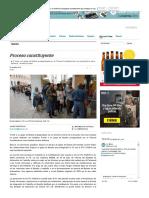 'Proceso Constituyente', Por Javier Pérez Royo