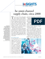 The omni-channel supply chain, circa 2000
