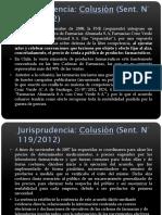 Libre Competencia Jurisprudencia Power Point