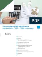 eBook Como Recuperar ICMS Indevido Sobre TUST e TUSD Em 7 Passos