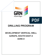 Drilling Program AZSE-4 v.1.1 SIGNED
