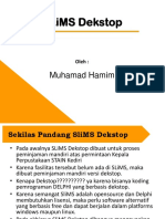 Hamim Slims Dekstop 2014