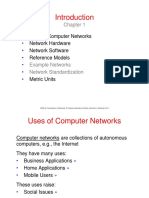 Introduction to Networking Slides