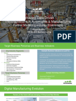 Hortonworks Mfg Automotive Partner
