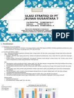 Tugas Manajemen Strategi PTPN VII Fixed c