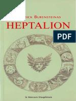 Burensteinas Patrick - Heptalion