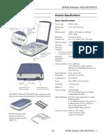 Epson 1650 Scanner Manual