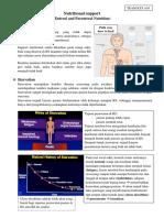 Enteral Dan Parenteral Nutrisi