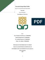 Kelompok 5_ Pancasila Sebagai Etika Politik