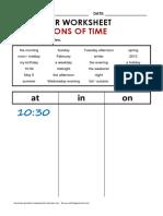 Atg Worksheet Preptime1
