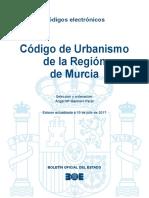 BOE-051 Codigo de Urbanismo de La Region de Murcia
