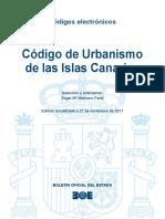 BOE-078 Codigo de Urbanismo de Las Islas Canarias