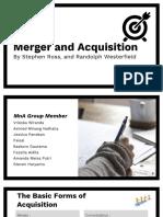 Manajemen Keuangan - Merger and Acquisition PPT.pdf