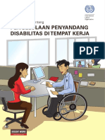 Pedoman Konvensi Ilo Disabilitas