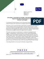 0 Propunerea Liderilor Pentru Uniune Fiscala Bugetara Economica