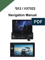 Vx7012 Igo Nav