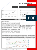 FX Monthly Report - FEP Finance Club