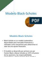 Black-Scholes Presentación Grupal