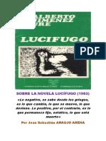 Lucífugo (Novela, 1982) Vista Por j. s. Araújo Arena