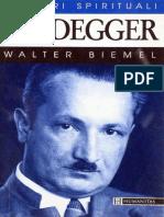 Walter Biemel - Heidegger