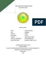 Laporan Praktikum Biokimia Medis