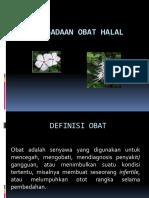 04 Pengadaan OBAT Halal