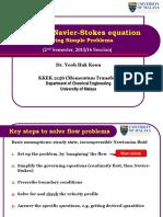 13 Navier-Stokes Samples Students