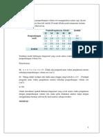 Analisis Kulitatif kuantitatif
