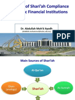 Shariah Audit - Lecture 2 (Shariah Comp) My