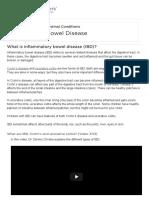 Inflammatory Bowel Disease 3