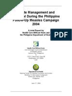 Waste Mgmt PMEC 2004