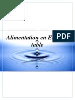 Resumé Des Formules AEP