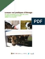 Évaluez vos pratiques d'élevage VEAUX