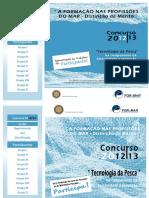 Concurso de Merito 2012 2013s