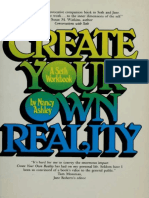 Jane Roberts Create Your Own Reality a Seth Workbook