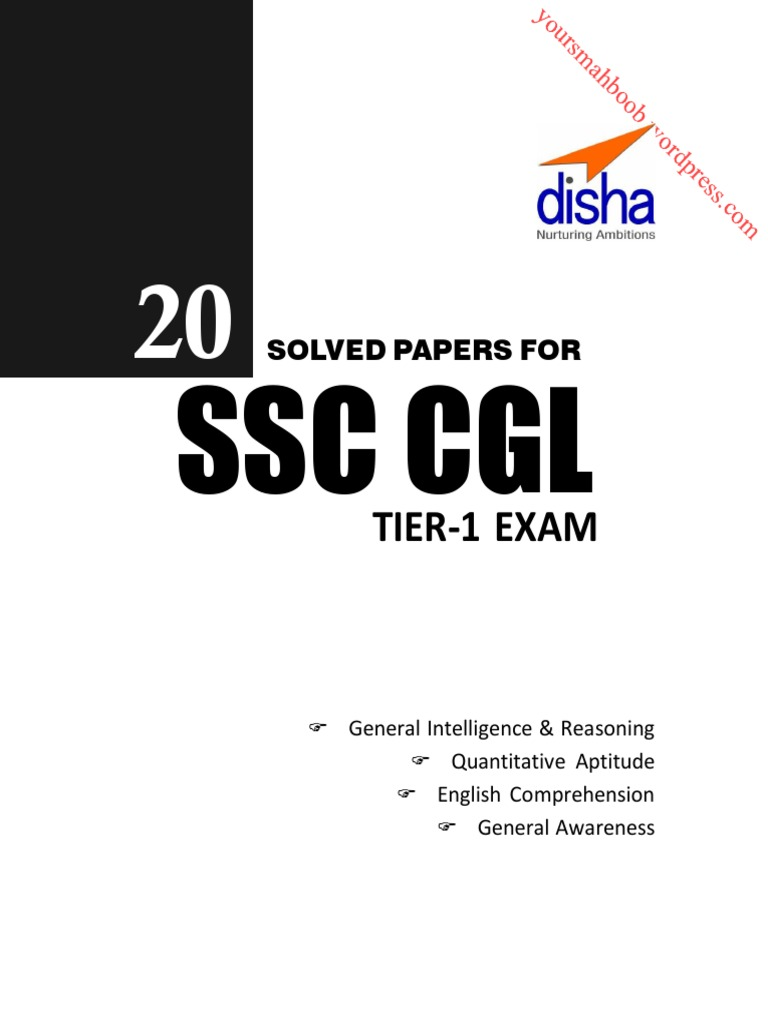 20 Solved Papers (2010-16) for SSC CGL Tier I | Water | Nature on
